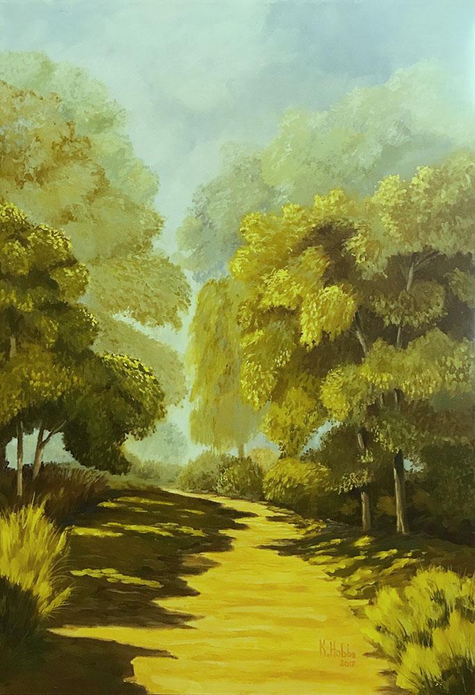 Down the Lane (17-24394)