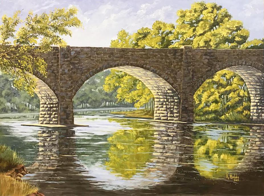 Farmington River Railroad Bridge (17-24535)