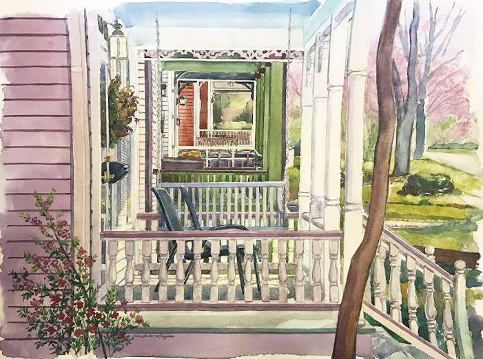 Porch to Porch (17-24523)