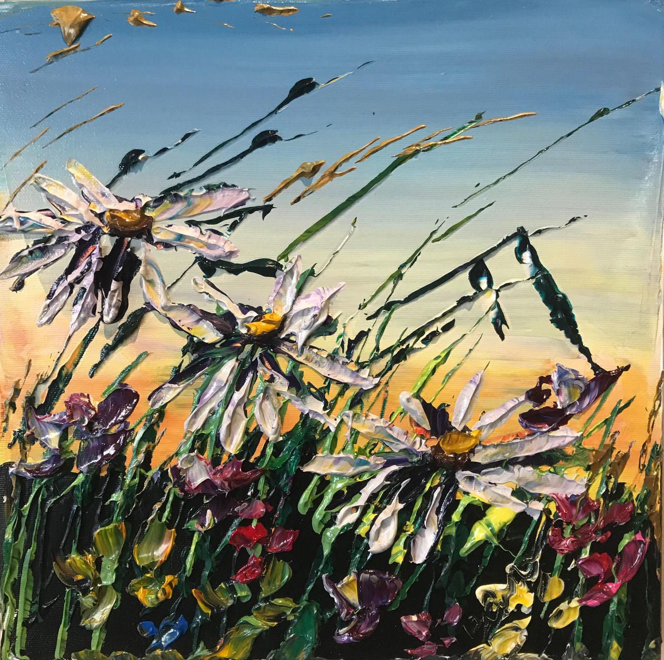 Floral Daisies  PP-15187