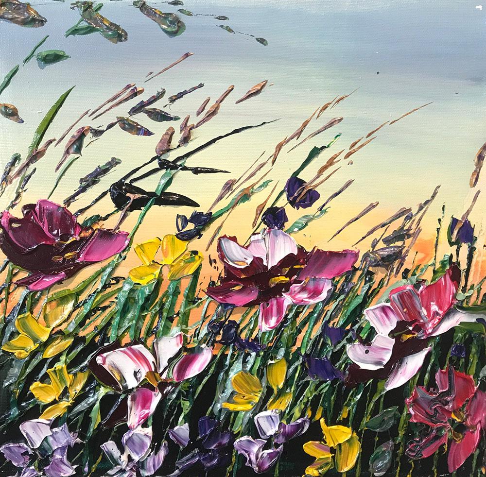 Floral Wildflowers PP-15188