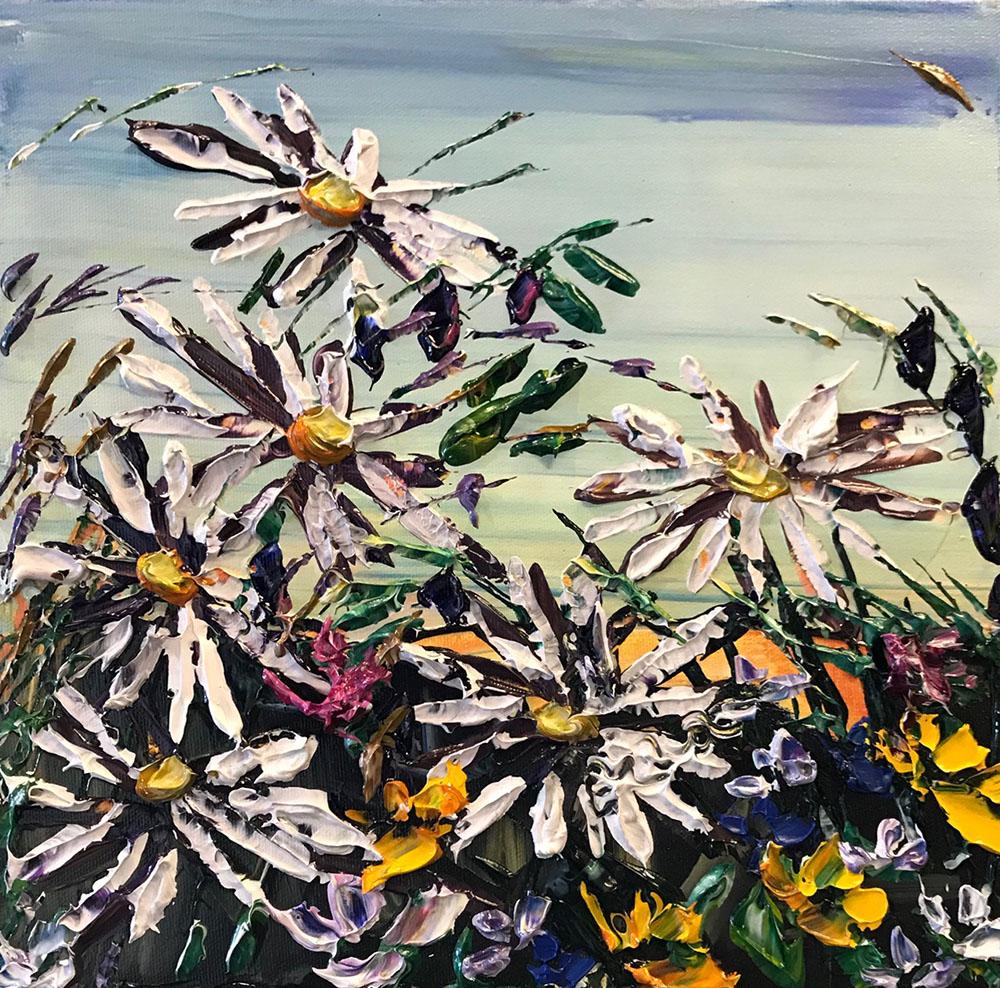 Floral Daisies PP-15233