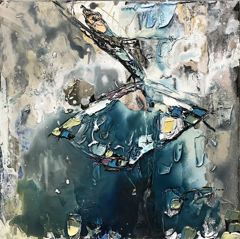 Abstract Ballerina P-15239