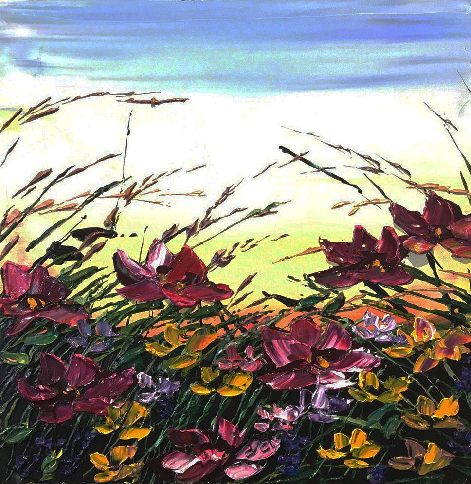 """Eventov """"Wildflowers"""""""