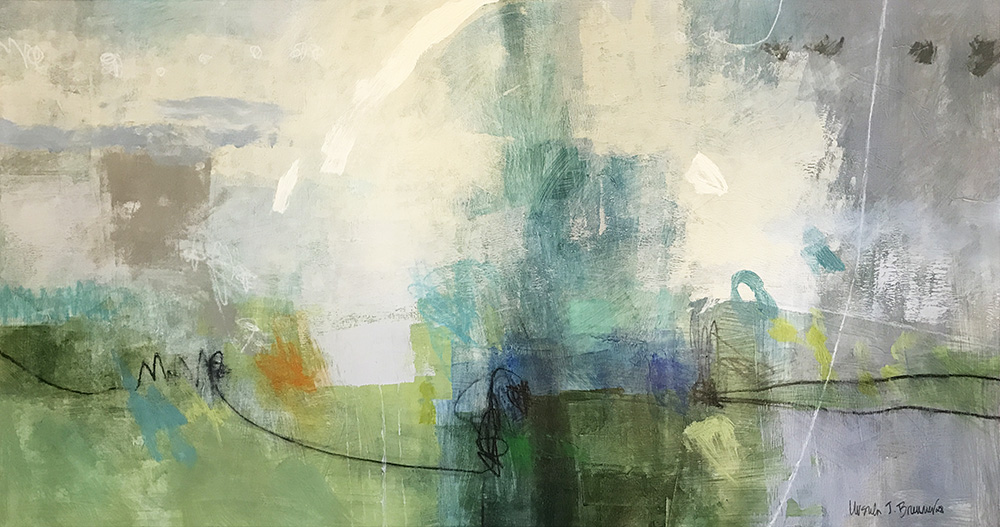 17-24616 Brenner Abstract 30x60 mixed media on canvas.JPG
