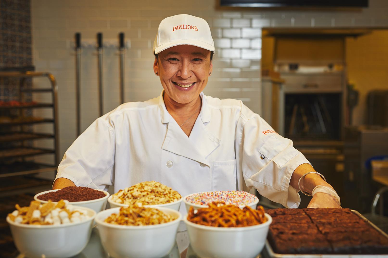 Pavillions Bakery, Rancho Santa Margherita, California