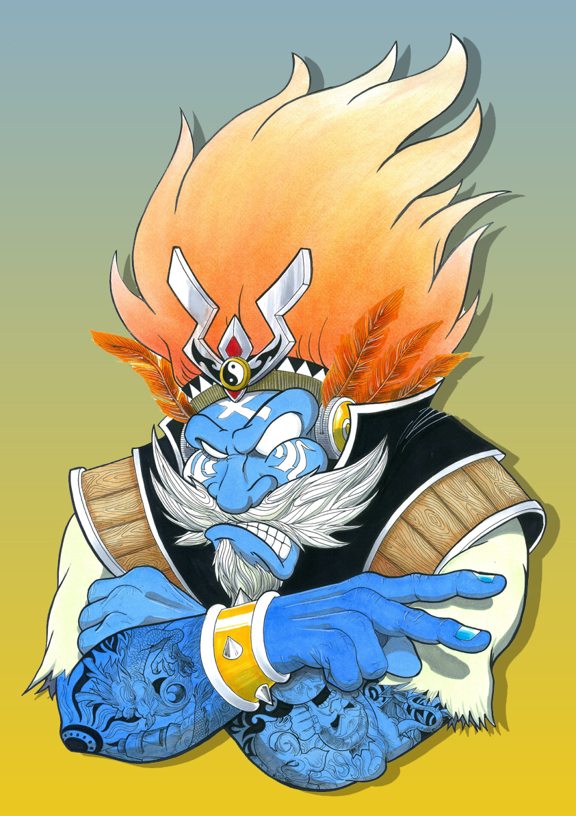Mad Oni Bro. #2 (Duo)