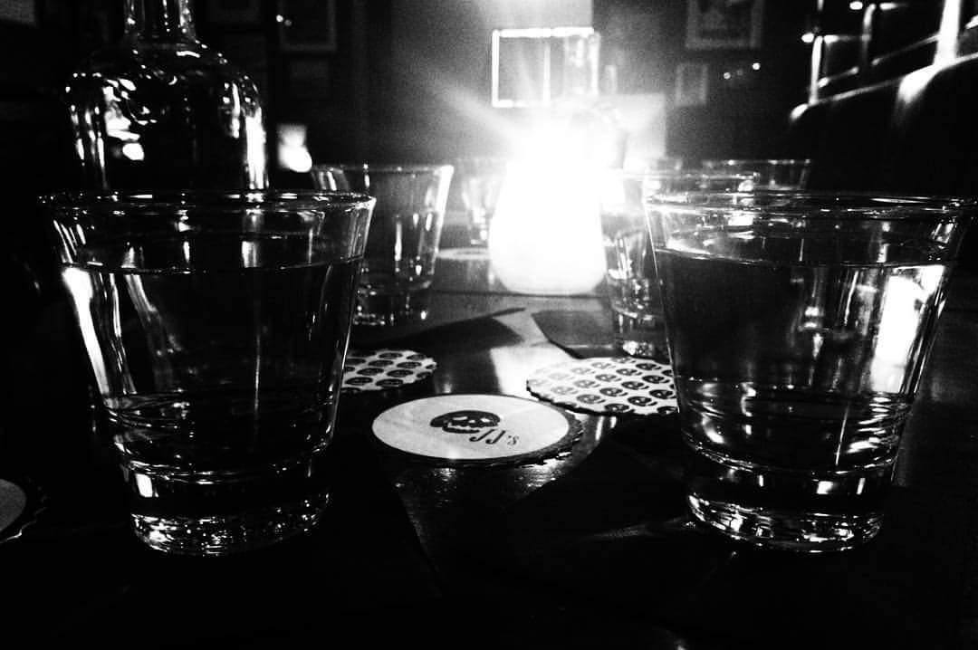 Whiskey at Jangling Jacks