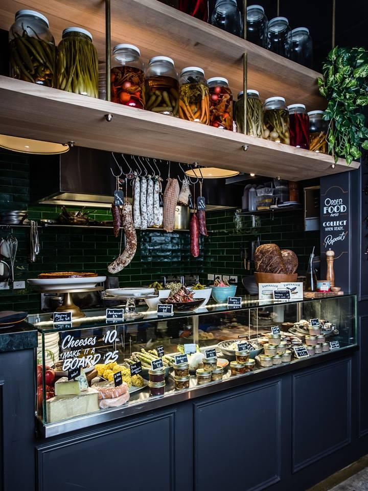 Black Bottle's Kitchen in Darlinghurst