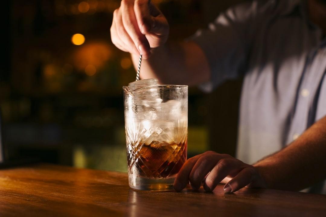 Cocktails at Soultrap