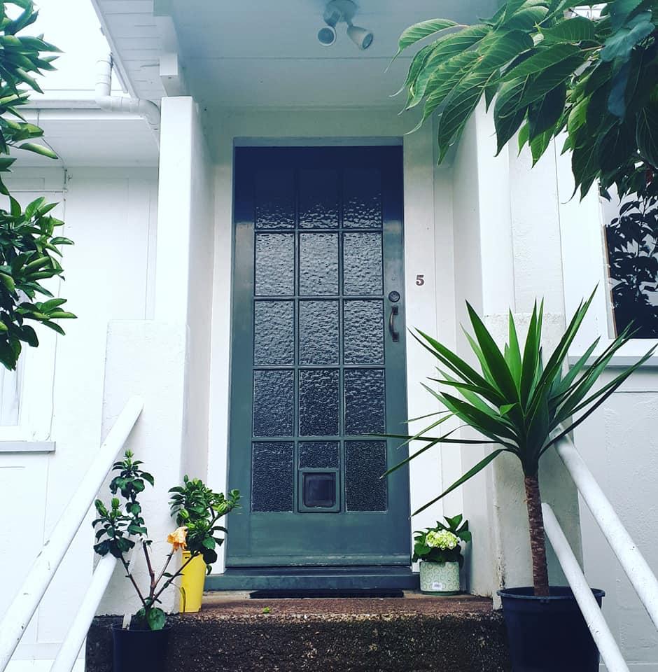 Mt Eden Doorway