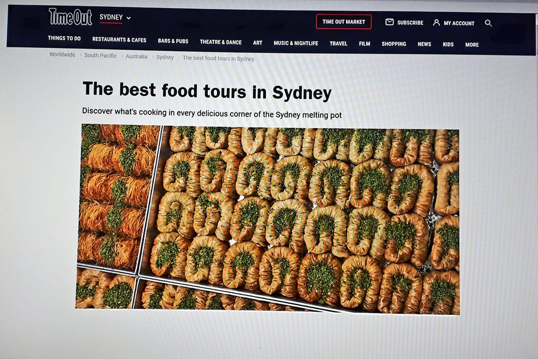 Timeout Sydney April 2019 Editorial