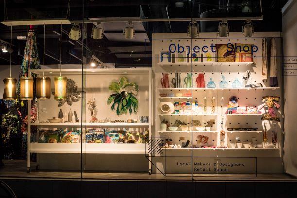 Australian Design Centre showroom window  Photo Credit   Rhiannon Hopley