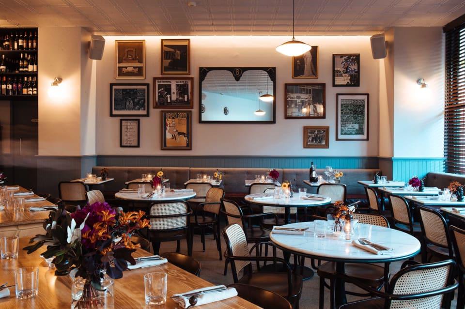 Bartolo Dining Room