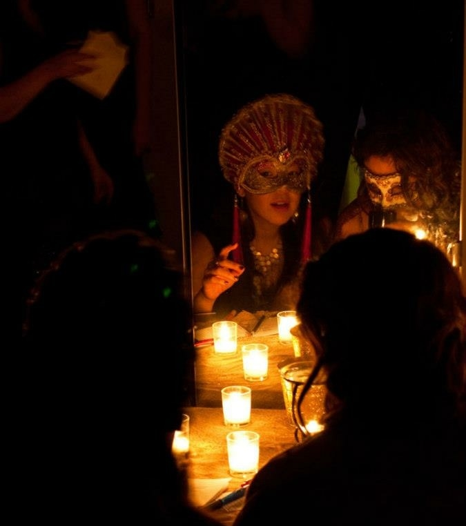 NYE Five Senses Masquerade Ball