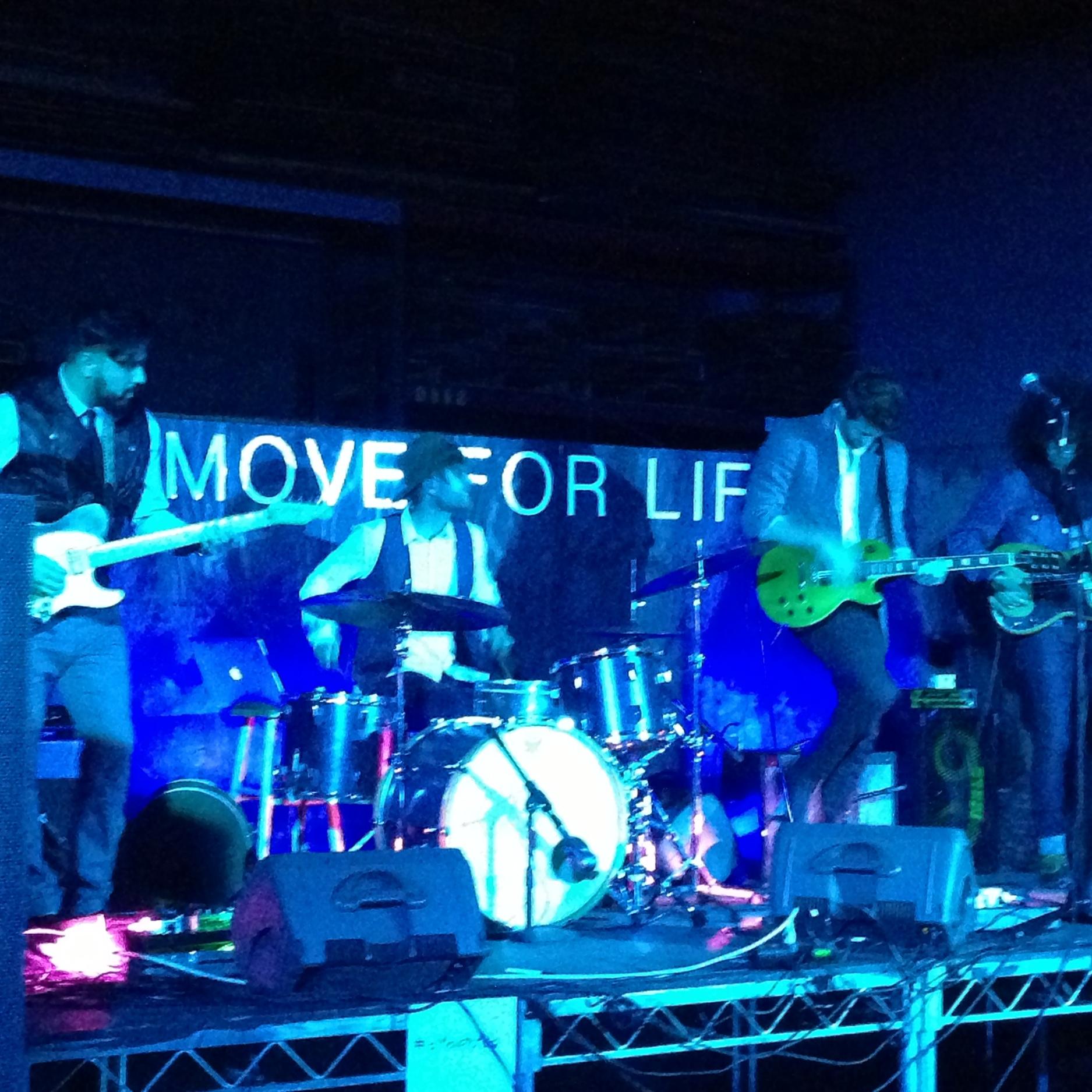 A Move for Life Non-Profit Benefit Concert