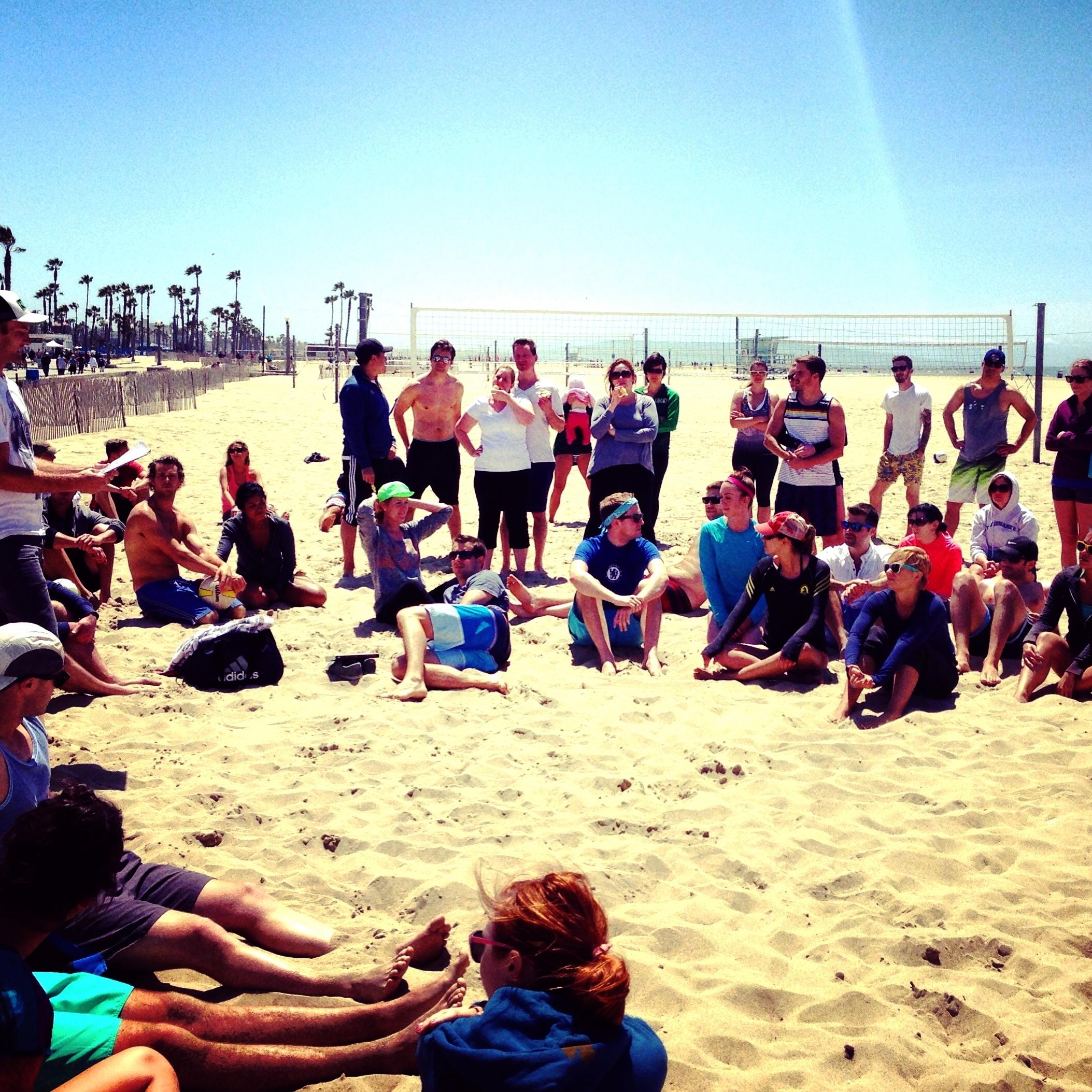 Non-Profit Beach Day