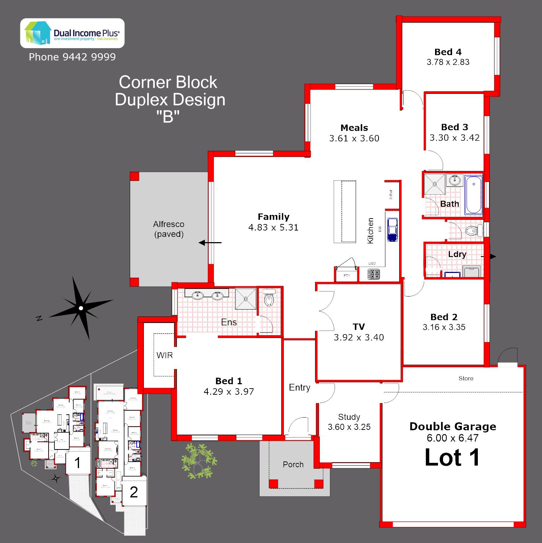 Duplex Designs
