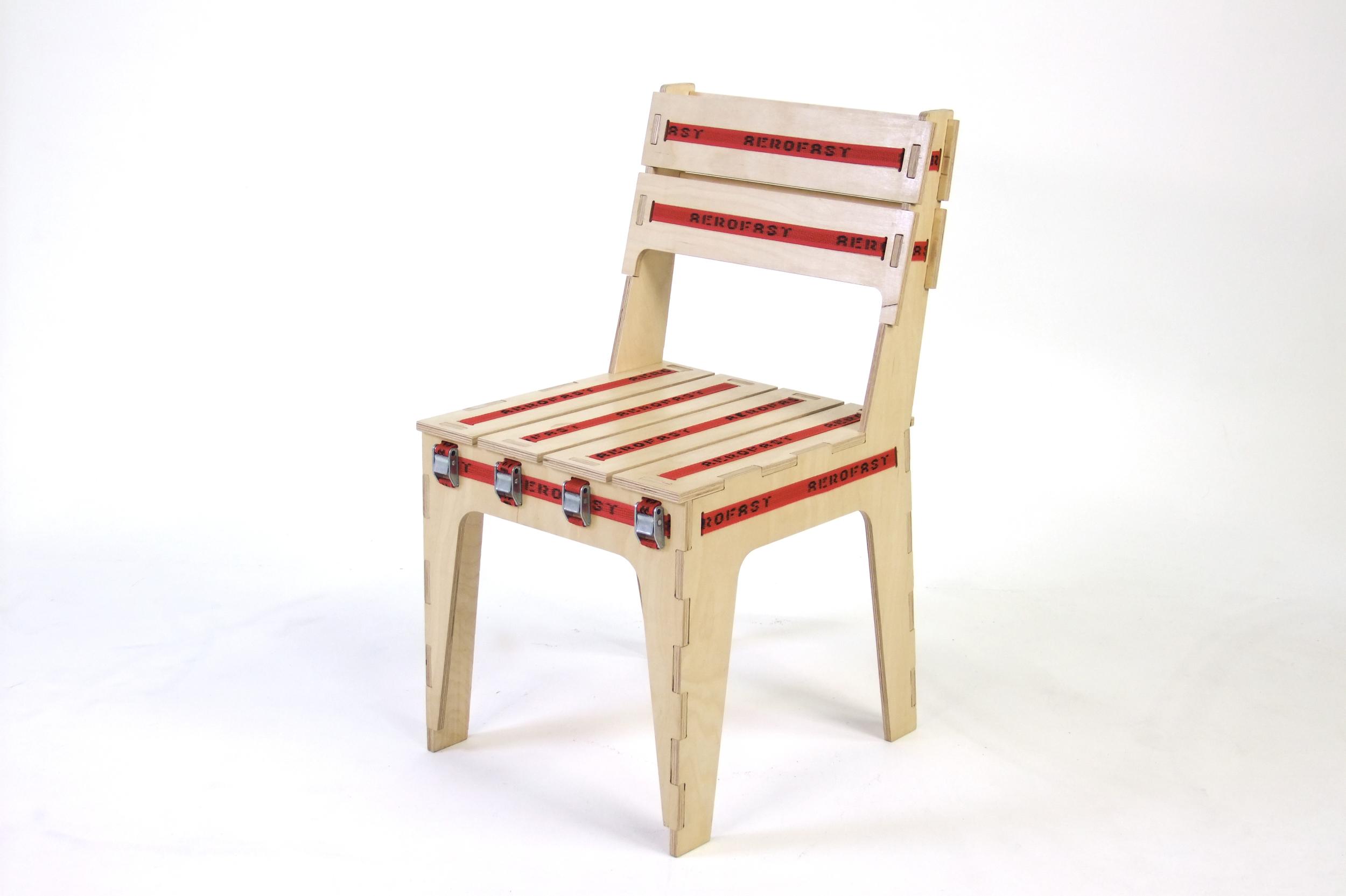 Strapchair. Glenn Catchpole. Massey University.
