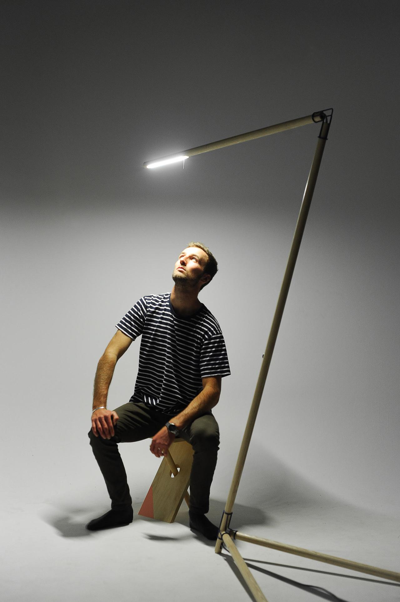 Kit Lamp. Rowan Jackman. Victoria University.