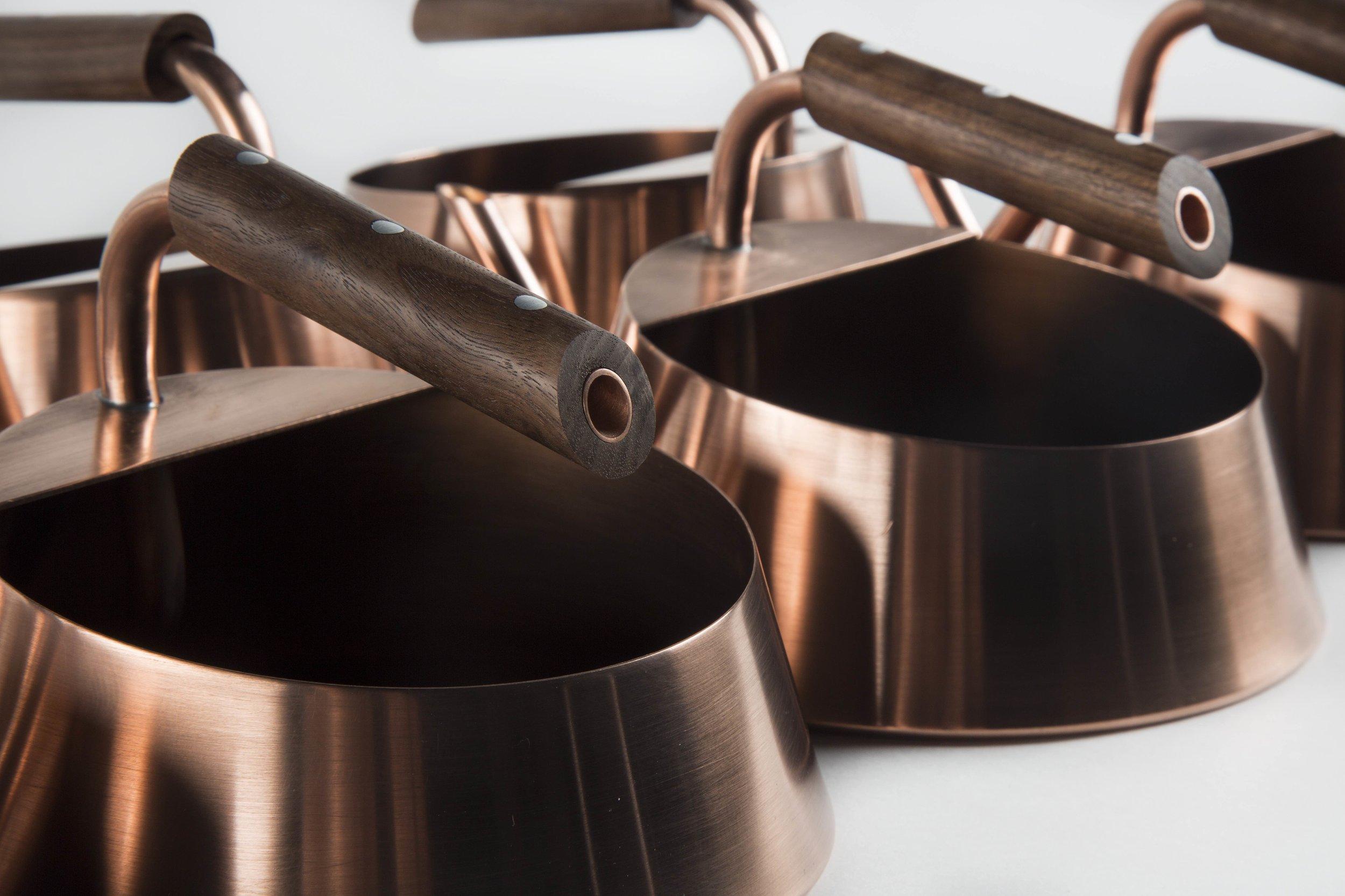 Copper Can. Rachael Hall, Josh Bruderer, Felix Turvey. Massey University.