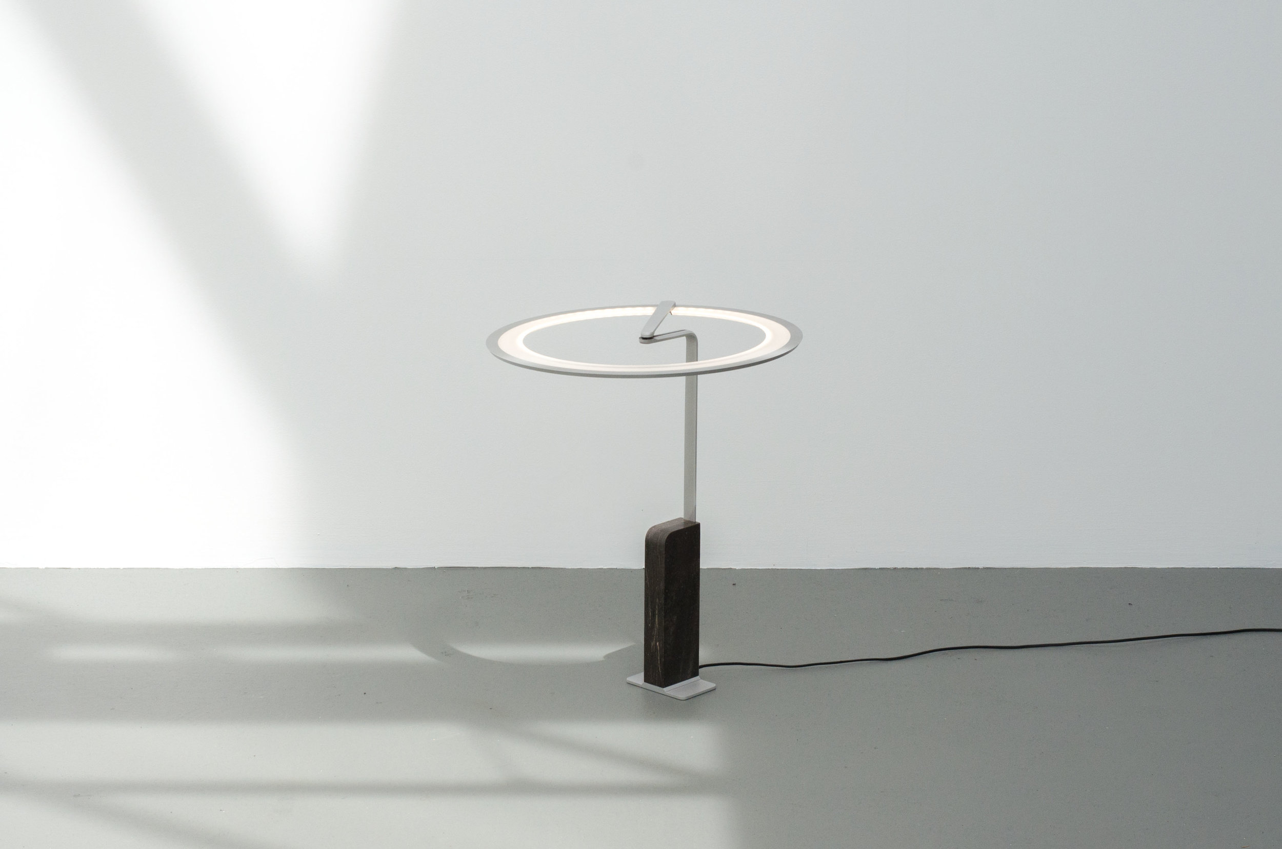 io Lamp. Josh Bruderer. Massey University.