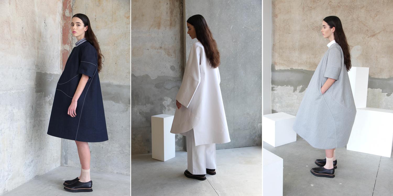Fashion & Textile Award and ECC Supreme Winner 2015    FASHION COLLECTION 'NG'  by Hilary Ng