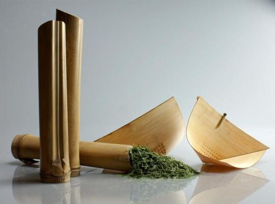 Bamboo  by David Van Polanen