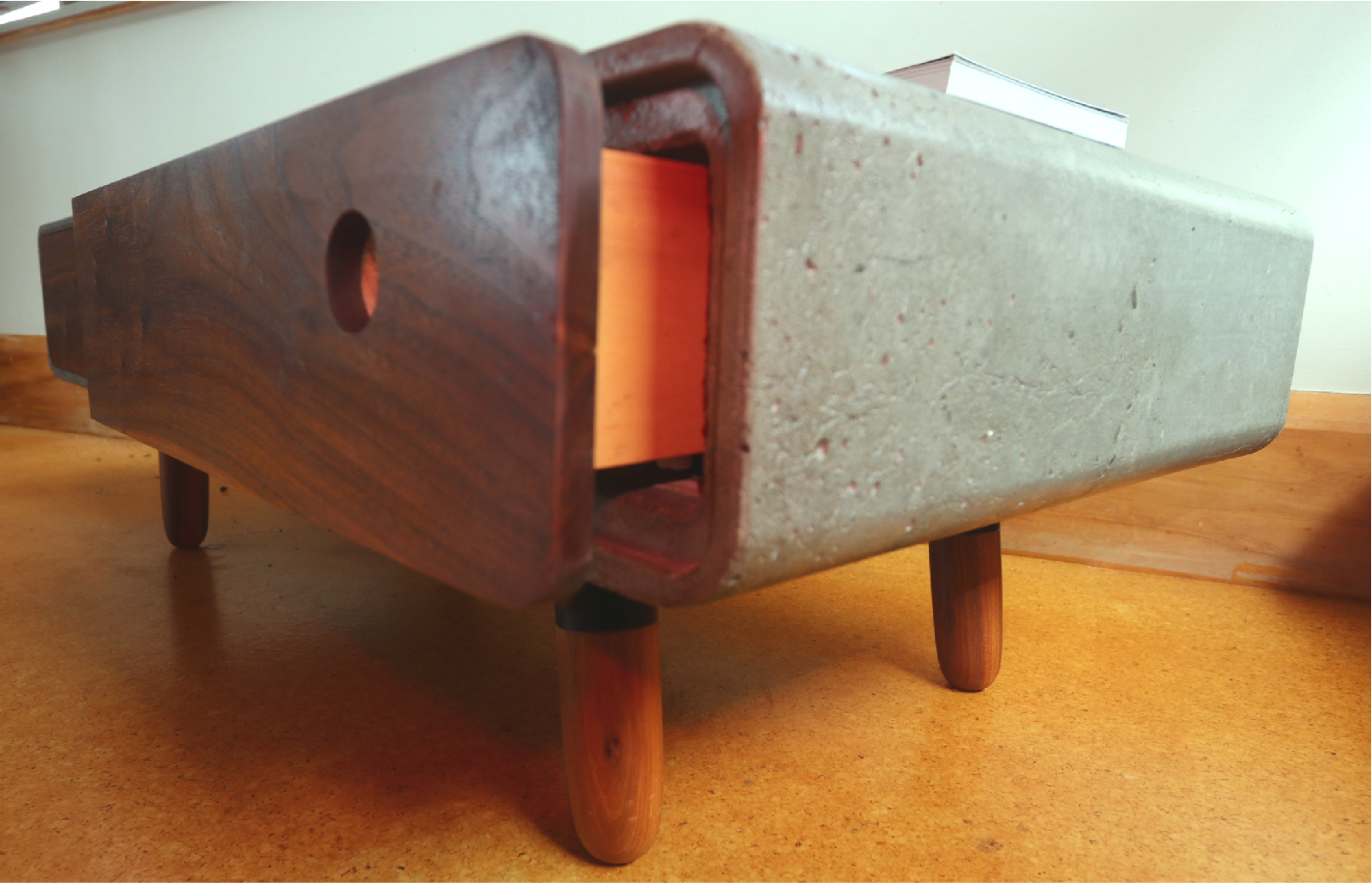 Coffee Table 65. Daniel Cunliffe. EIT.