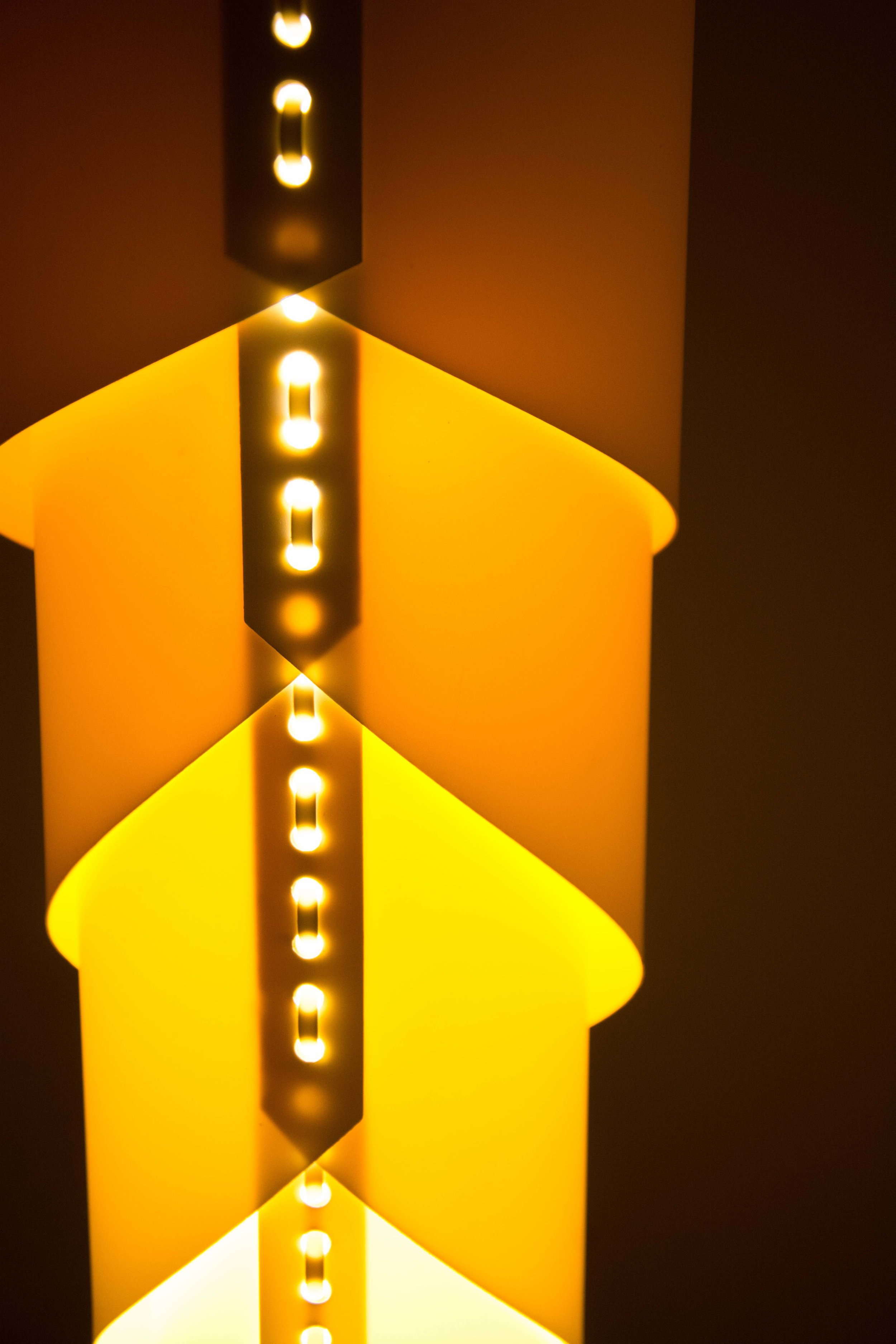 Helios Lamp. Felix Turvey. Massey University.