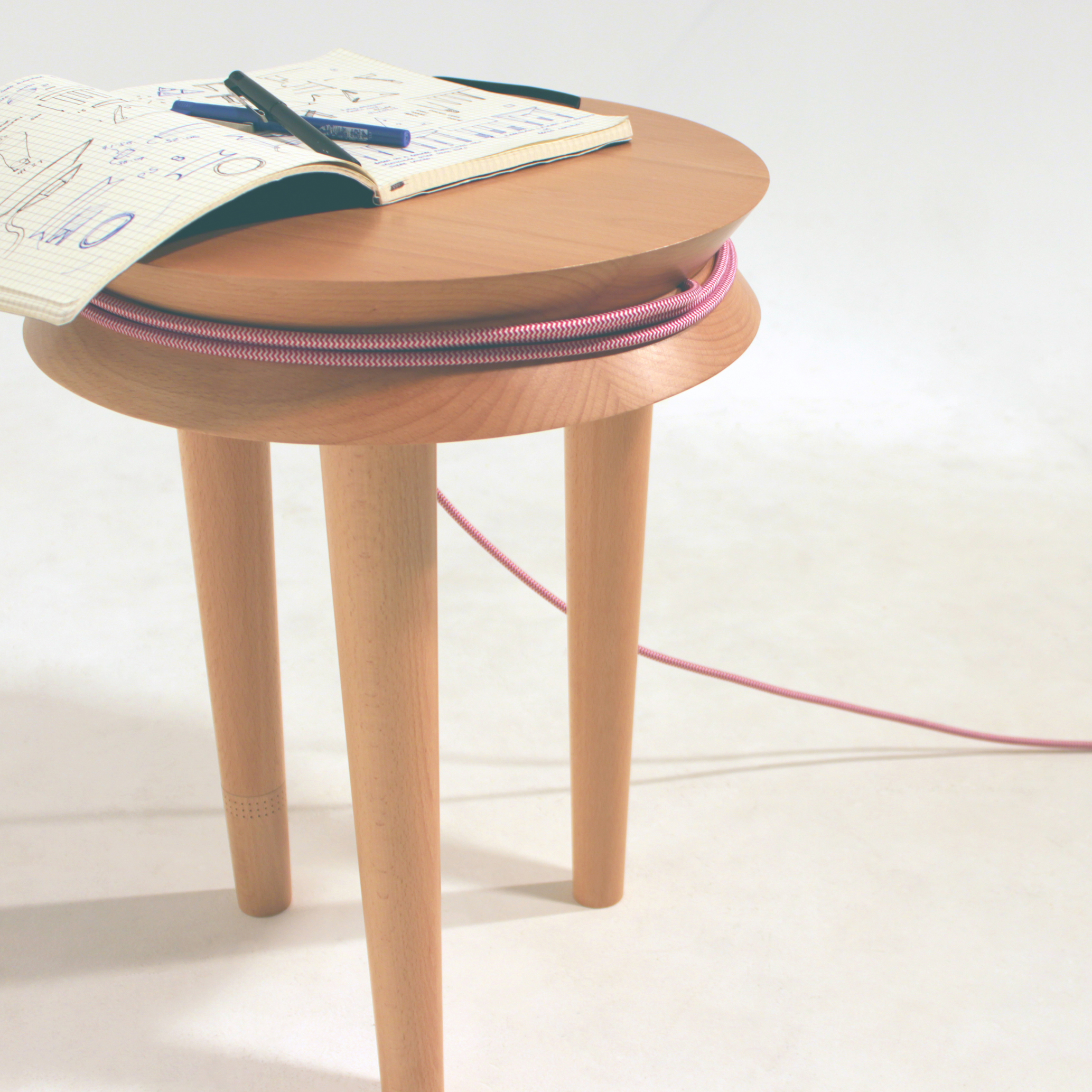 Spoolstool.  Joe Levy. Victoria University.