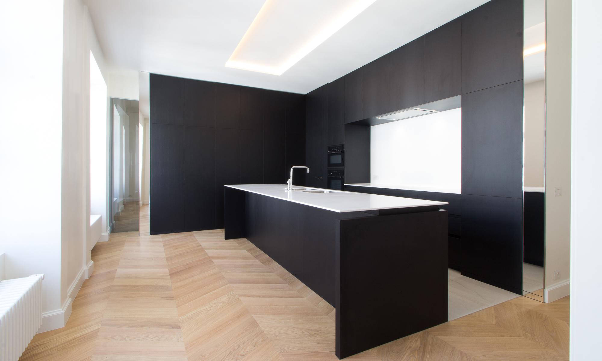 Patria - appartement 2.2