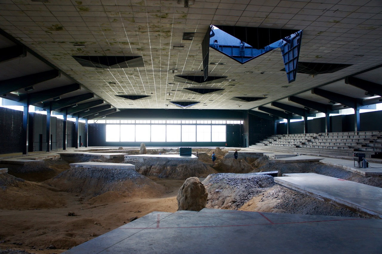 Pierre Huyghe -   After Alife Ahead