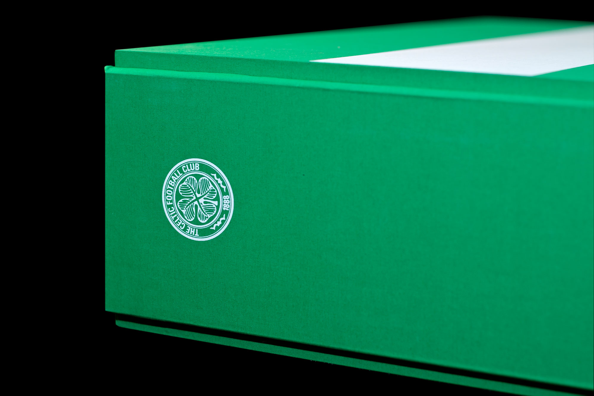 Celtic Football Club Book Packaging
