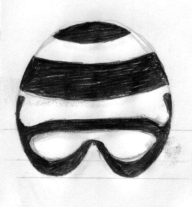 Bradley Wiggins logo initial sketch