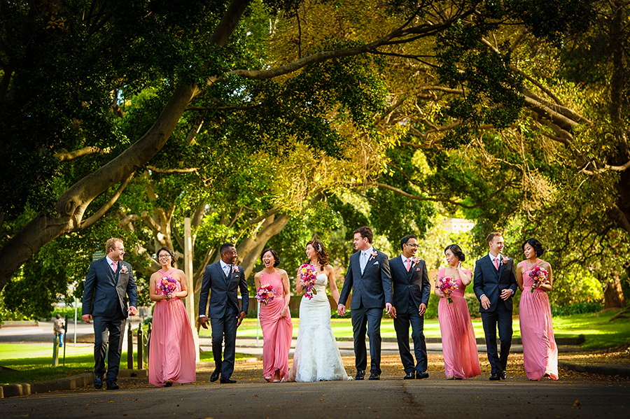 Sebel Pier One Wedding