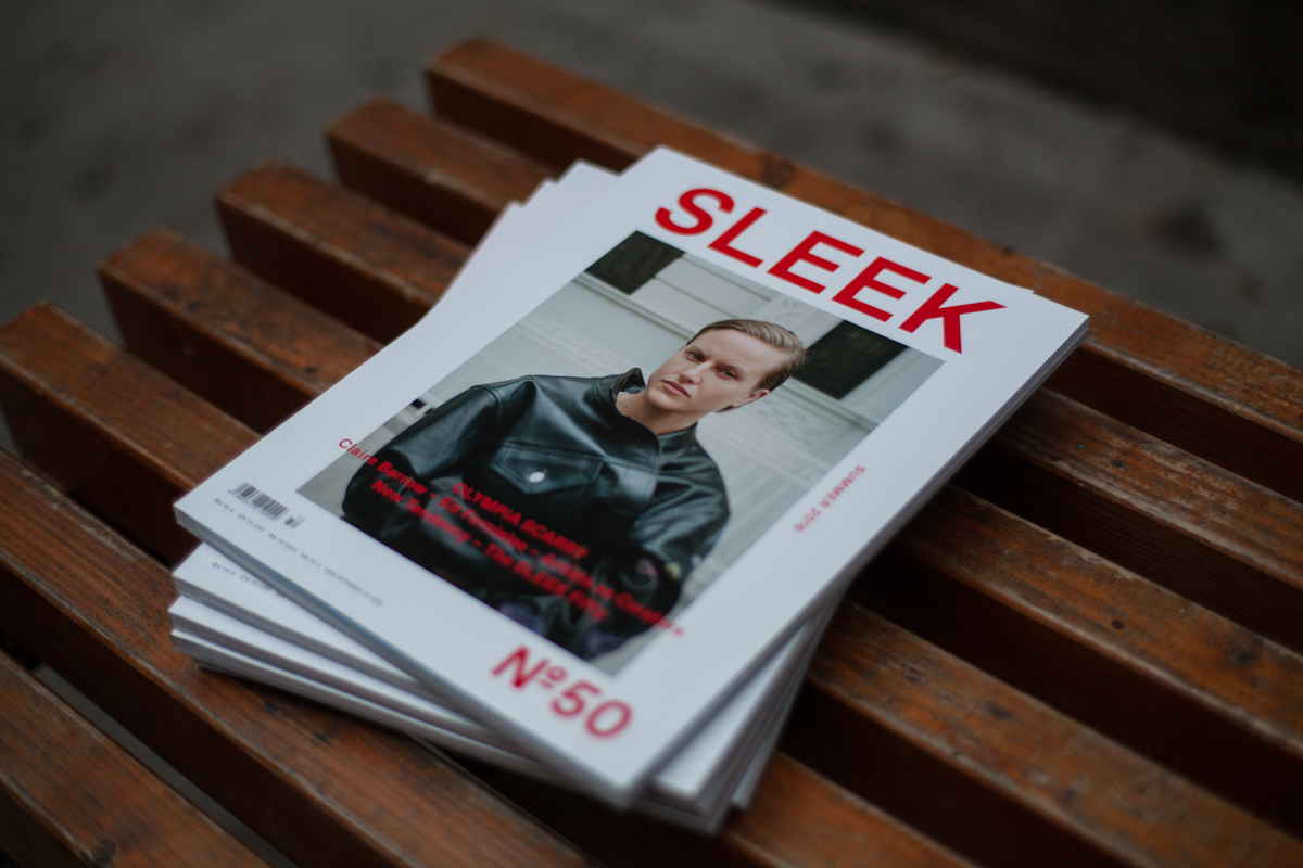 .Sleek - Exhibition and launch party for Sleek magazineBerlin 2016