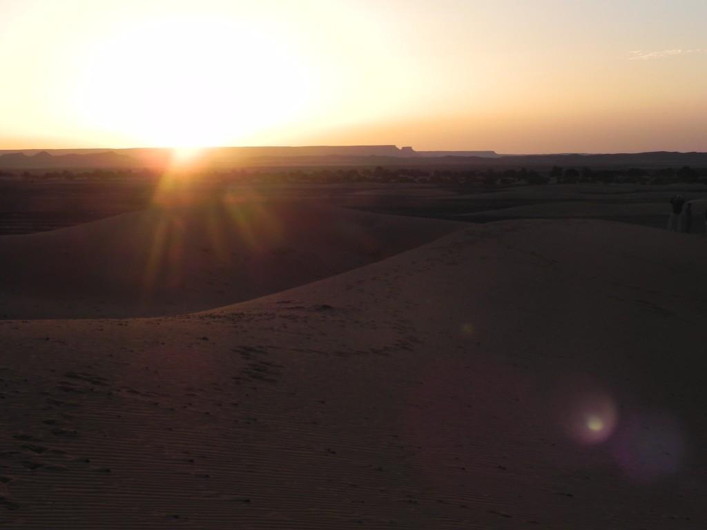 Sončni vzhod – Sahara