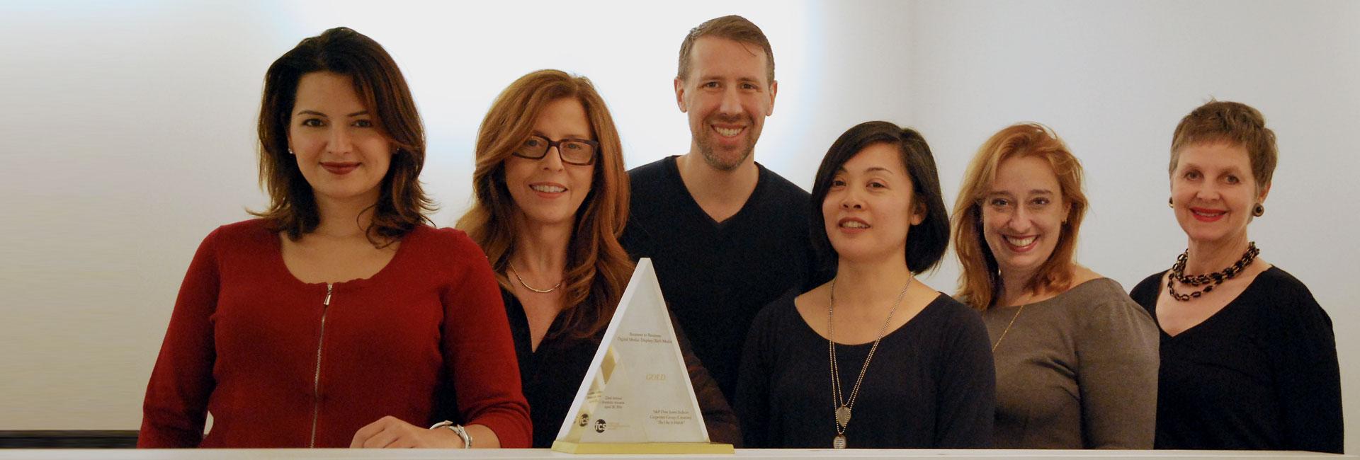 Our award-winning creative team.