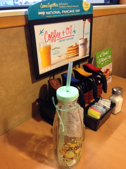 Unexpected tangible tip for National Pancake Day