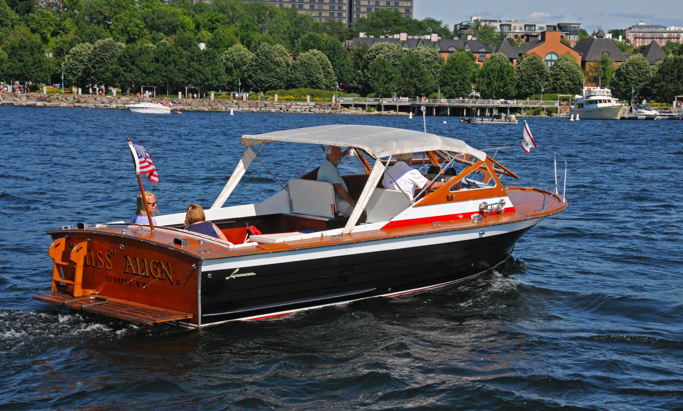 LCACBS 2017 Boat Show Best of Class Lapstrake Utility Miss Align jpeg.jpg