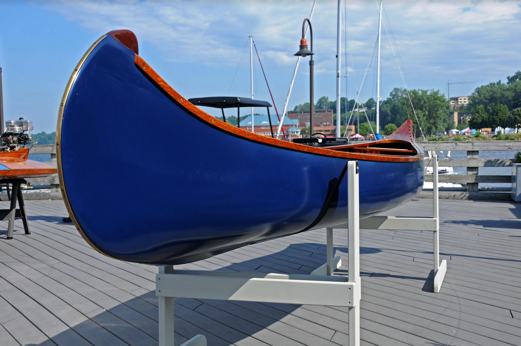 LCACBS 2018 Boat Show Old Town Canoe.jpg