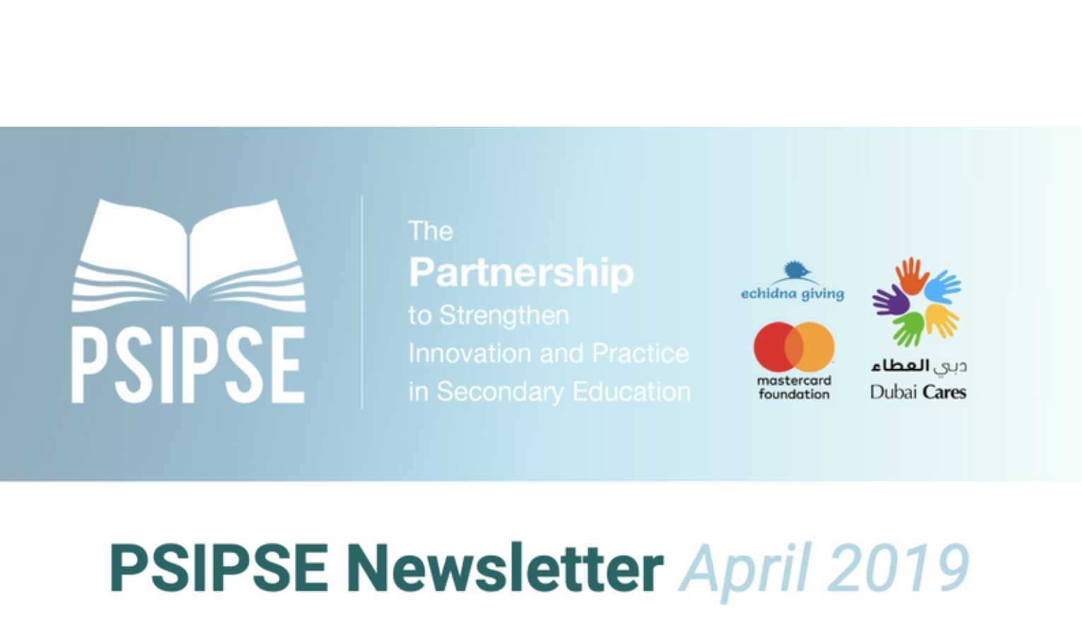 PSIPSE Newsletter is out!