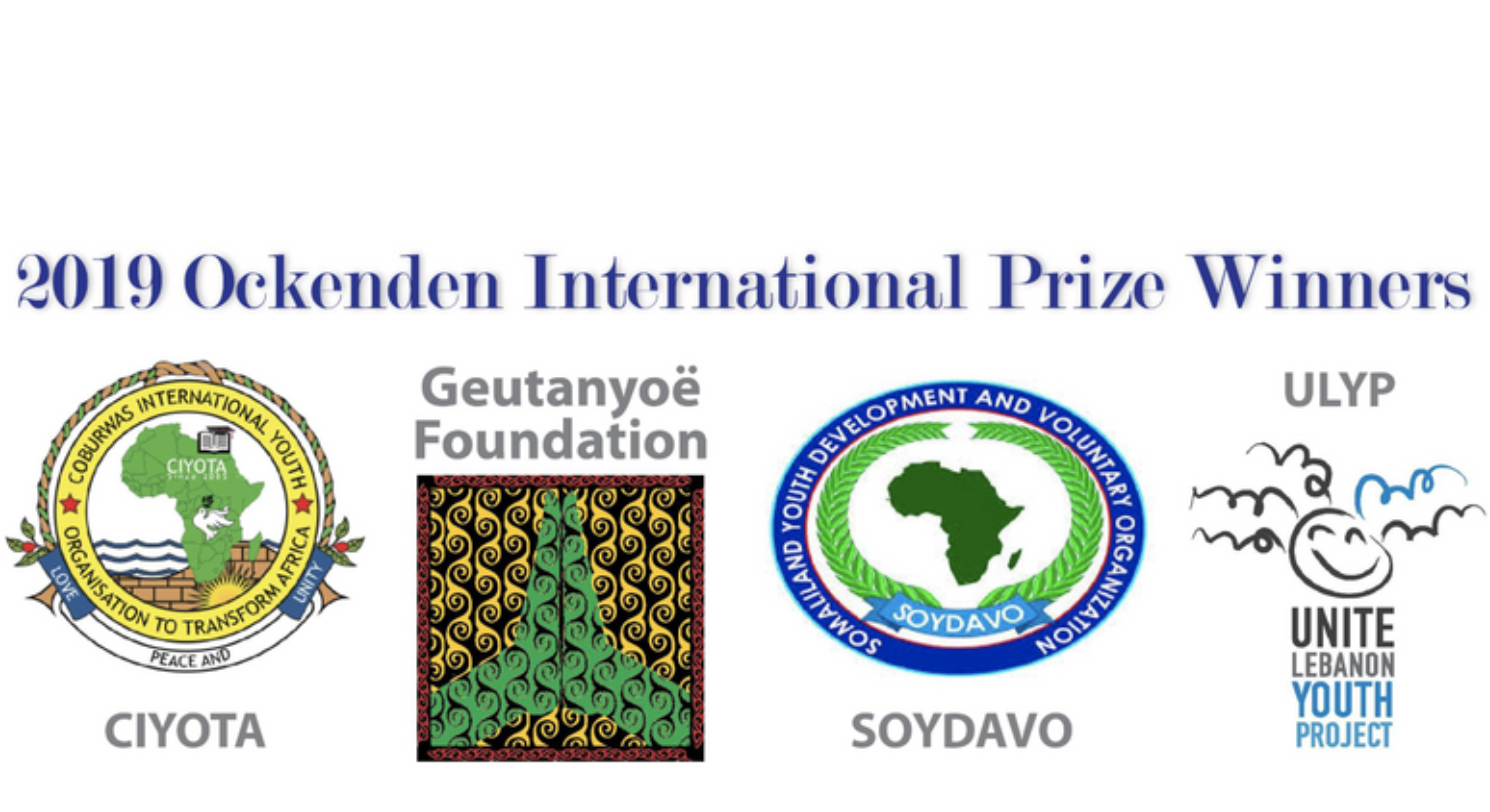 CIYOTA among 4 winners of $100,00 Ockenden Prize