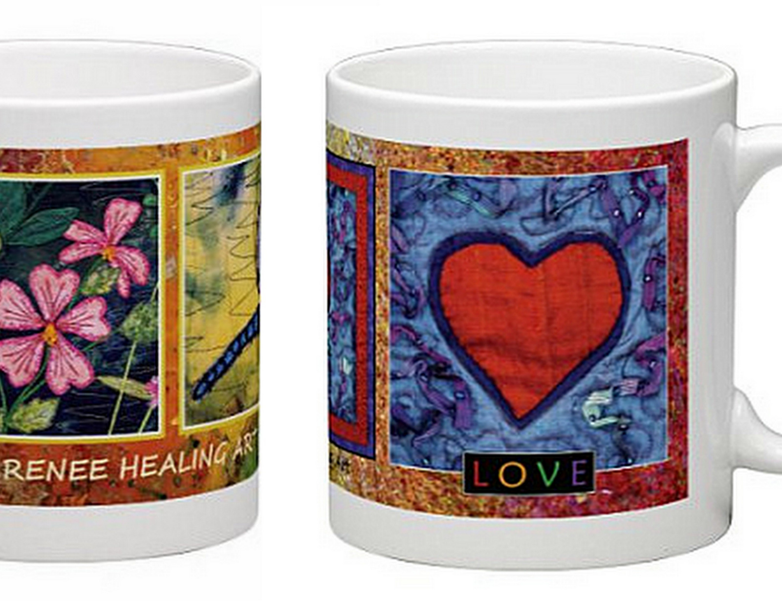Mugs, Teacher Gifts, Dr. Renee Healing Art.jpg