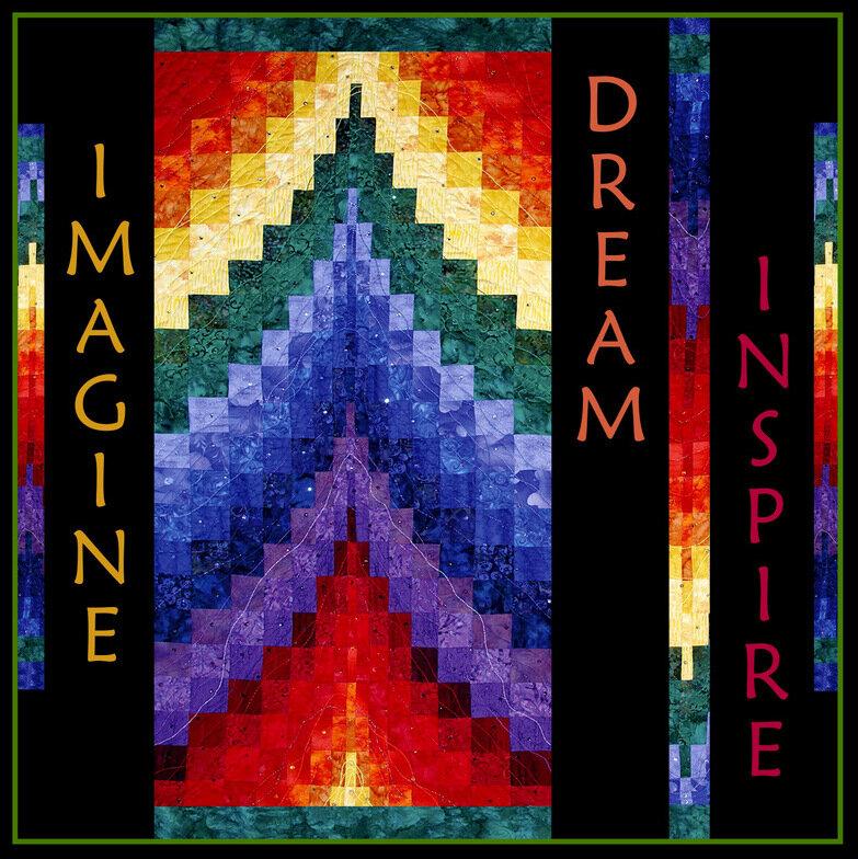 IMAGINE, DREAM, INSPIRE