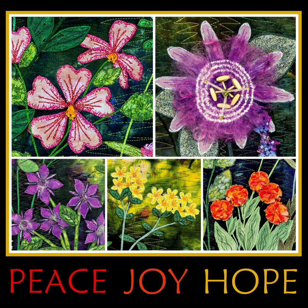 PEACE, JOY, HOPE