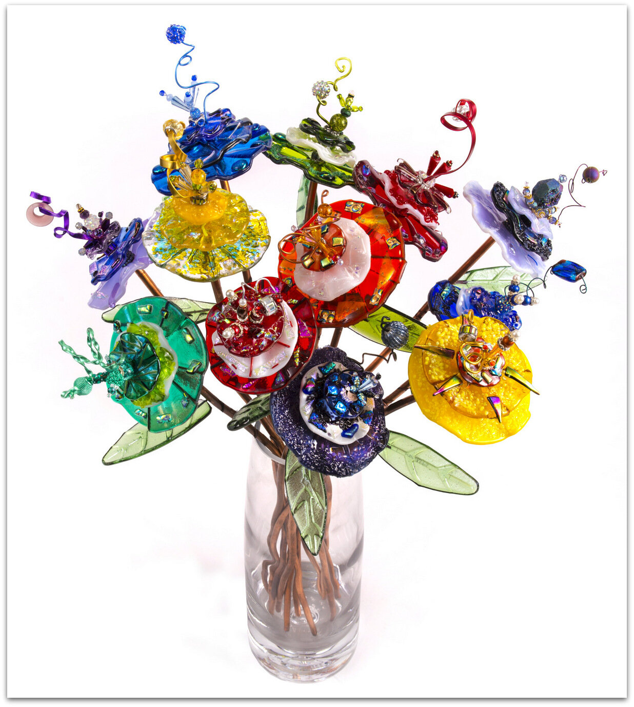 BLOOMING CHAKRA BOUQUET