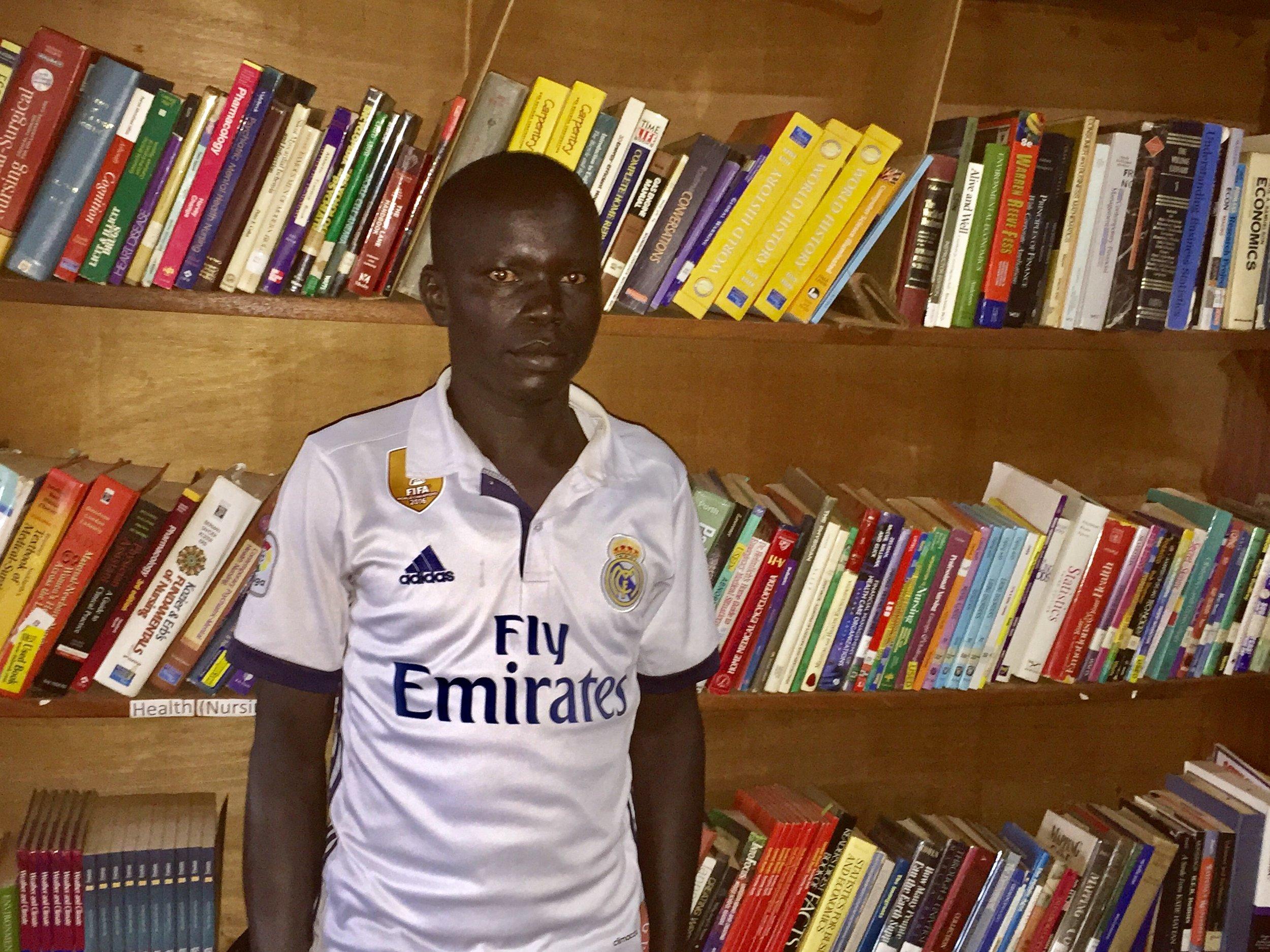 Nakuni Talib  Librarian