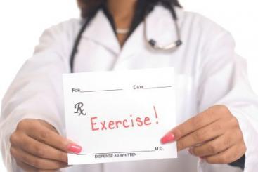 Exercise-Prescription